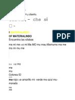 Lenguaje Expresivo Sílabas Si Leo Escribo