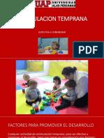 Estimulacion Temprana Factores a Considerar (1)