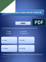 JOURNEYMAN_CLOSED_BOOK_EXAM#06(v2.0).ppsx
