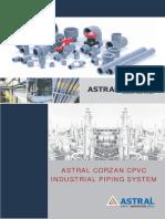 Corzan Cpvc Industrial Pipe