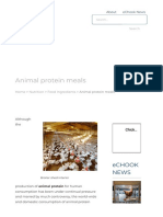 Animal Protein Meals - Poultry Hub