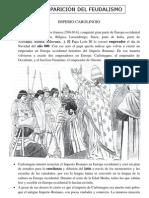 1. La aparición del feudalismo - copia