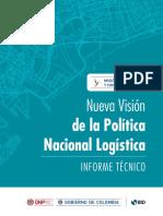 Nueva Visión de La Política Nacional Logística
