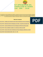 Formato Cuadro de Horas 2018 EBR