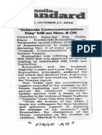 Manila Standard, Oct. 17, 2019, Yolanda Commemoration Day bill on Nov. 8 OK.pdf