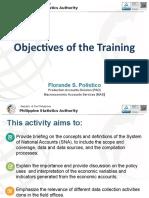 Training on Basic SNA
