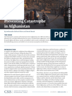 prevencija katastrofe u ir avganistan