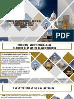 Propuesta de Una Mezquita