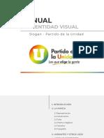 Manual de Identidad Slogan-PU