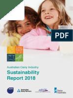 2018 dairy sustainability report