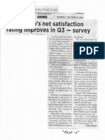 Philippine Star, Oct. 17, 2019, Robredo's net satisfaction rating improves in Q3-survey.pdf