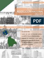 Historia VI - El Periodo de La Revolución Nacional 1952-1970