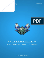 Segredos Do League of Legends
