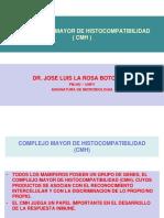 6.El Complejo Mayor de Histocompatibilidad