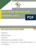 1. Advanced Trauma Life Support (Atls)