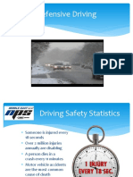 Defensive Driving Safety