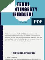 TEORI CONTINGESTY (FIDDLER).pptx