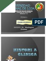 CASO CLINICO ERISIPELA