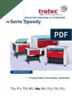 Brochure Speedy Series Es