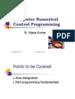 CNC Programming 06-11-2017
