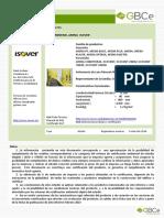 Isover Lanamineralarena Leed Verde (1)