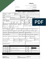 Aaron Dean Original Police Report Redacted