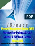 6 IOM - IDirect NMS IMonitor Module, V6.0, 030106
