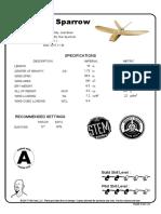 airplane aeromodeling