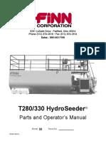 T280_330 HydroSeeder