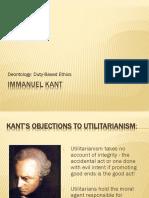 Immanuel Kant - Long