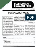 development research