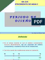 SA215_08 Periodo de Diseño