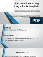 What Factors Influence Drug Pricing in Public Hospitals.pptx