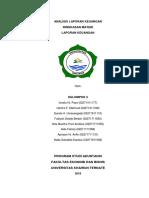Rmk Analisis Laporan Keuangan (Kelompok 5)