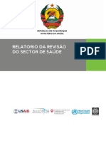 Mozambique Health Sector Review.2012