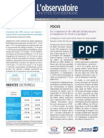 Observatoire de la petite entreprise n°74 FCGA – Banque Populaire