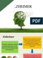 Teori alzheimer