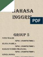 Pronouns (2)