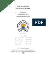 Sanitasi Permukiman - Materi 12 - Pencatatan dan Pelaporan  - Kel 4 - 4 D4 KL.docx
