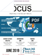 06. Rau's Focus June 2019 [Upscpdf.com]