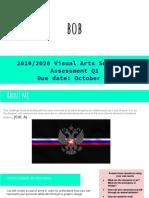 SUN Chenhao - 2019_2020 G7 Visual Arts Summative Assessment Q1