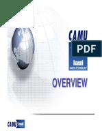 CAMU Overview - 2012 Brochure