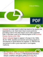 VB Volleyball