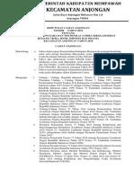Sk Panitia Penyelenggara & Tim Penilai Lss 2019