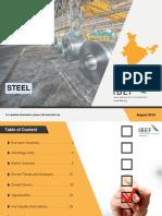 Steel August 2019