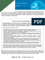 2015_Charla Semanal N° 46 Recordando la Actualización de la Política Comunitaria (1)