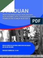 2. 2. a. Panduan Penyusunan SPK Jasa Sumur Bor Air Tanah, Mart 2019.Docx