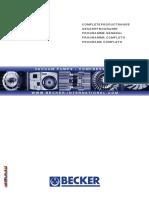 Becker Pumps - Complete Product Range A1.11 en de FR IT ES 01.04.2019