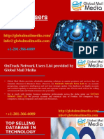 OnTrack Network Users List.pptx