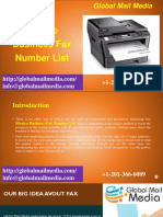 Mexico Business Fax Number List.pptx